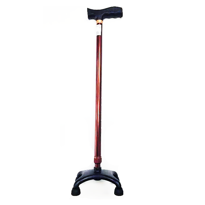 Cane Quad Narrow Plastic Base
